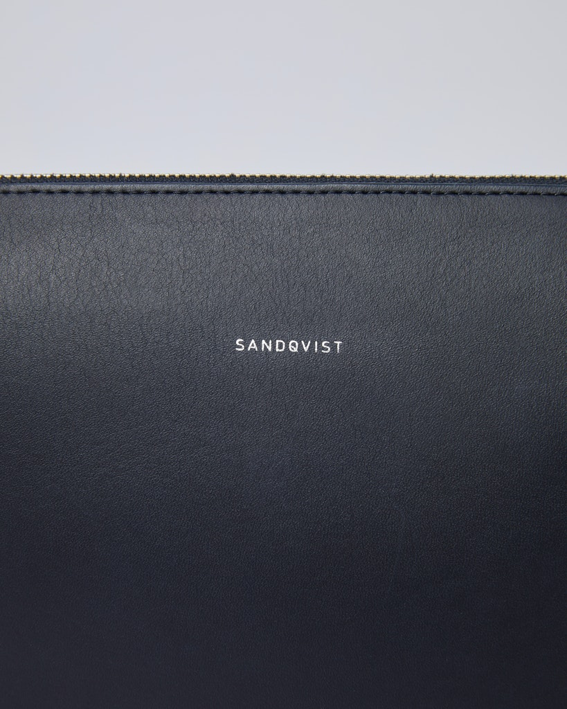 Sandqvist - Shoulder Bag - Navy - FRANKA 1
