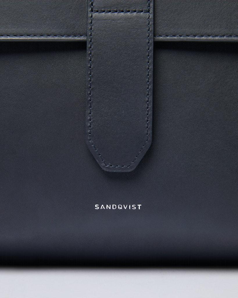 Sandqvist - Shoulder Bag - Navy - HARRIET NEW 1