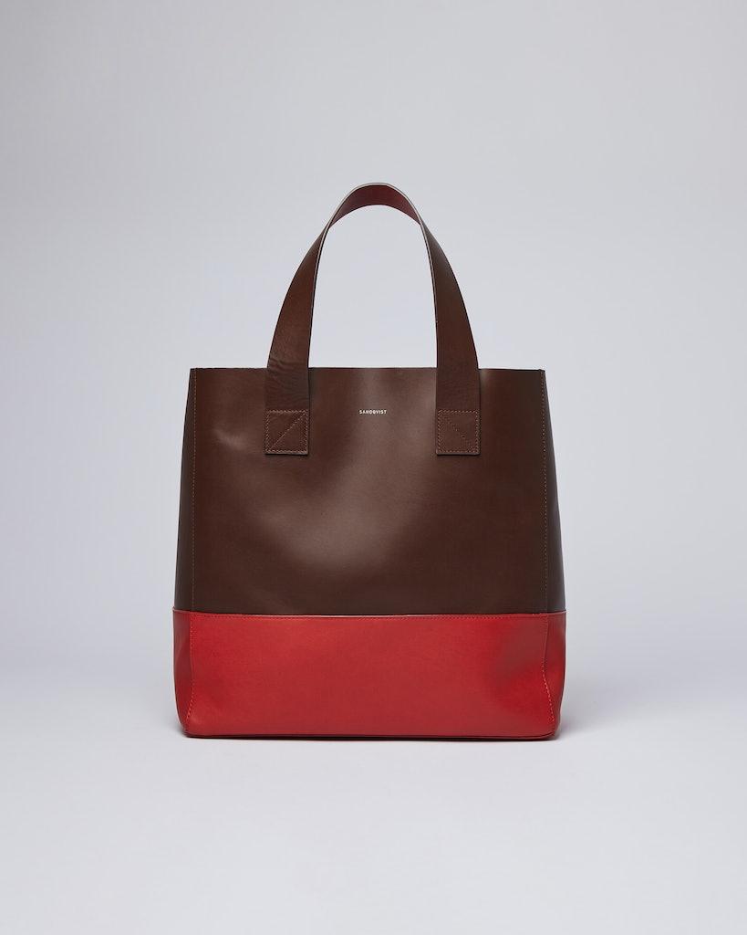 Sandqvist - Tote Bag - Red - IRIS