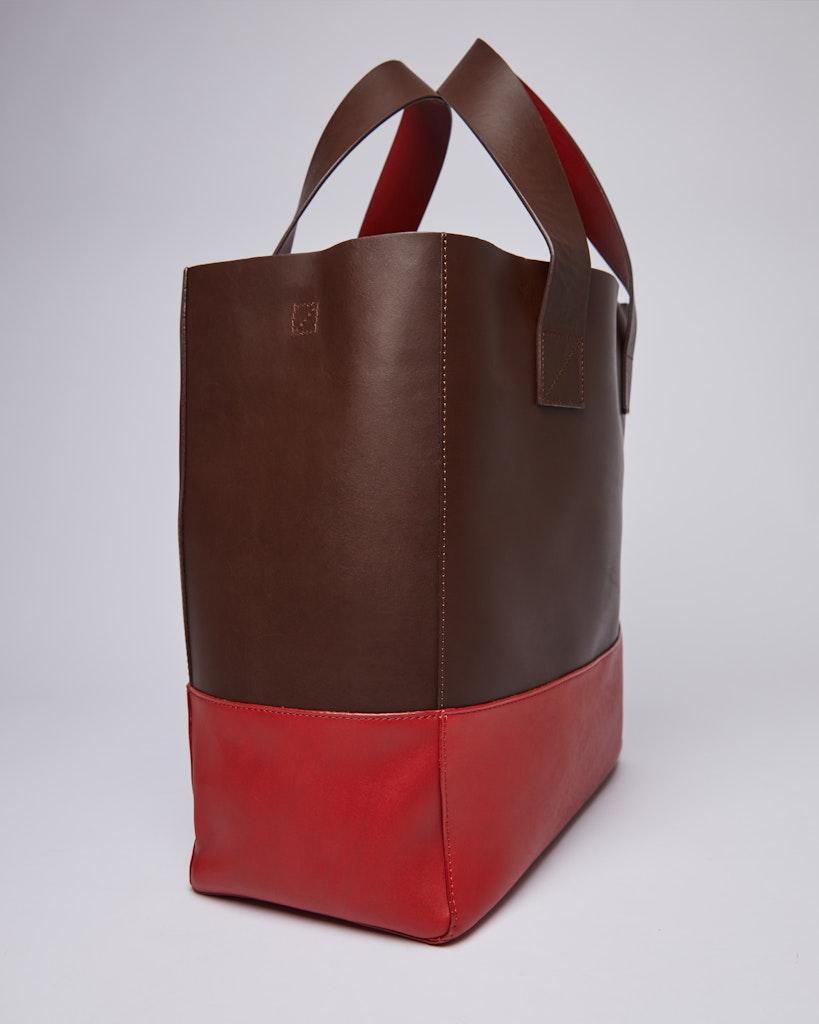 Sandqvist - Tote Bag - Red - IRIS 4