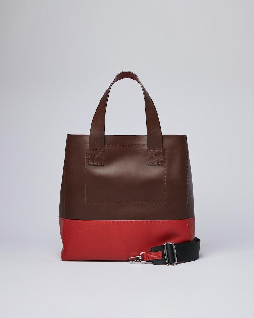 Sandqvist - Tote Bag - Red - IRIS 1