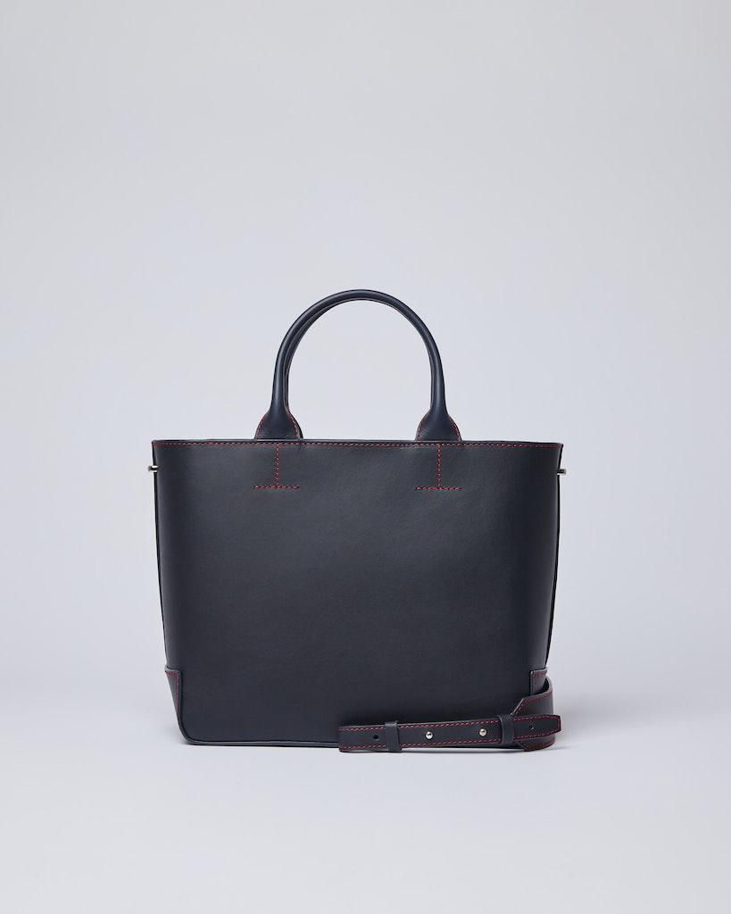 Sandqvist - Tote Bag - Navy - LEA 3