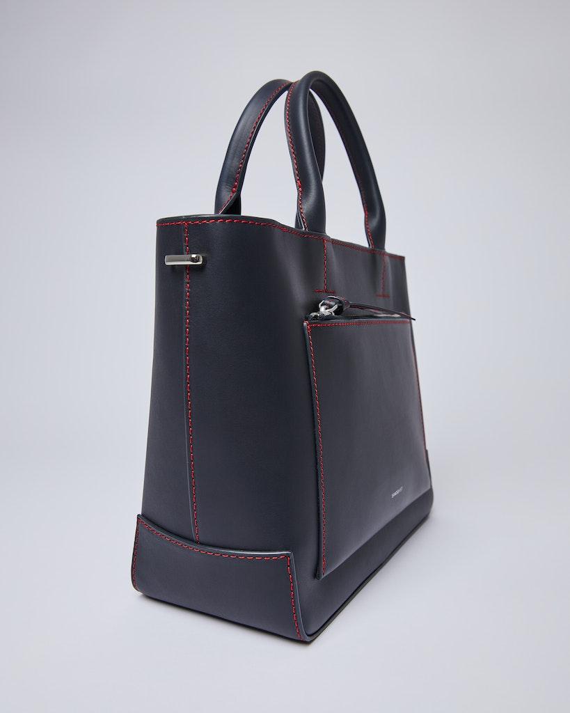 Sandqvist - Tote Bag - Navy - LEA 5