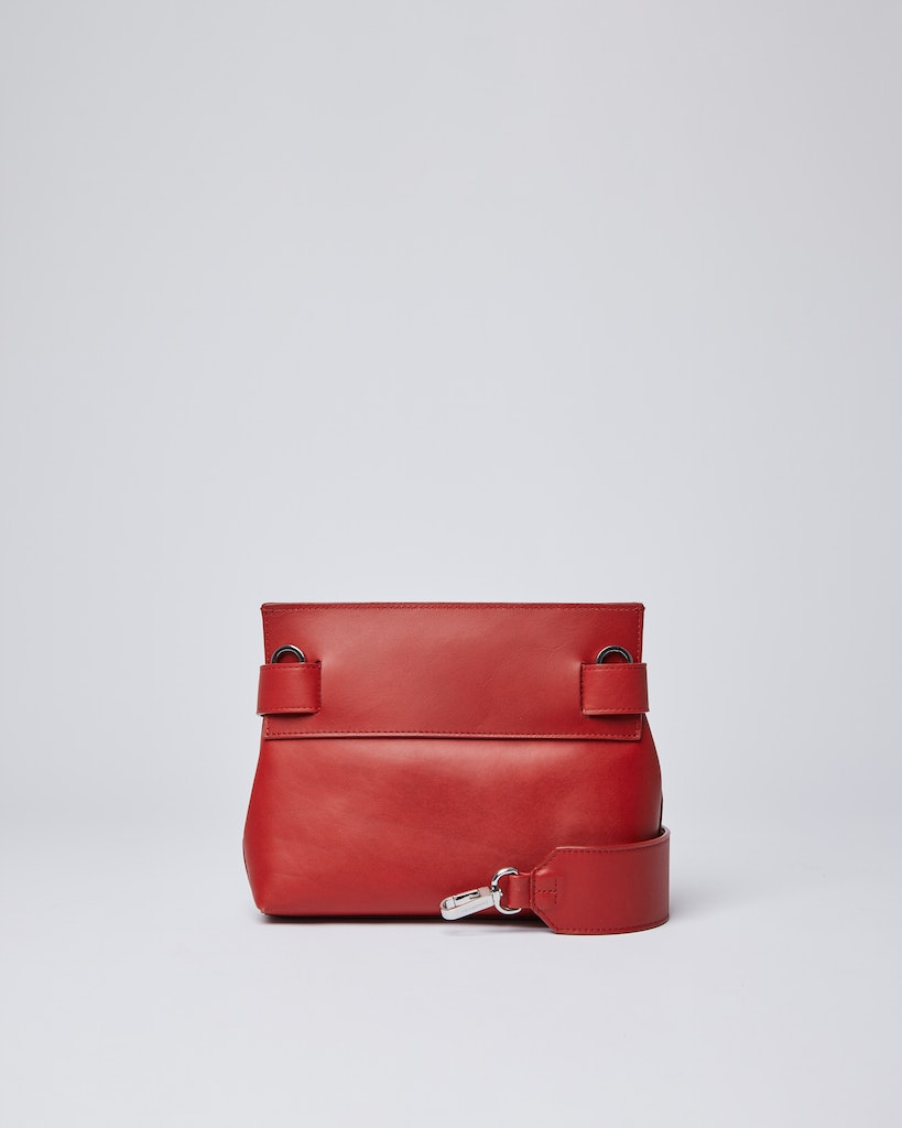 Sandqvist - Shoulder Bag - Red - SIGNE 1