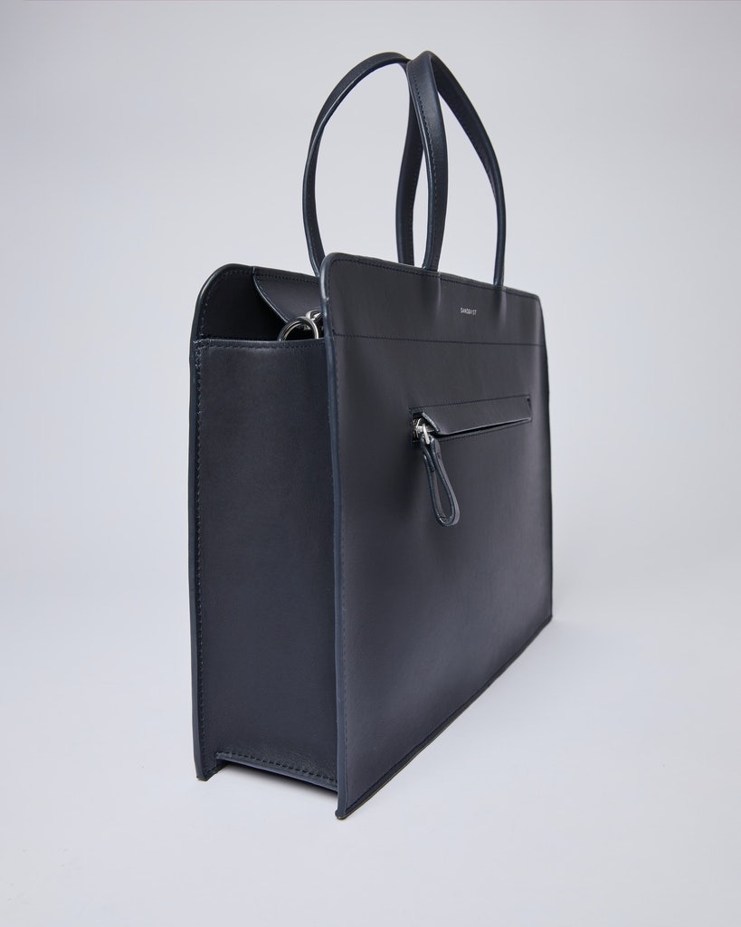 Sandqvist - Tote Bag - Navy - STINA 5