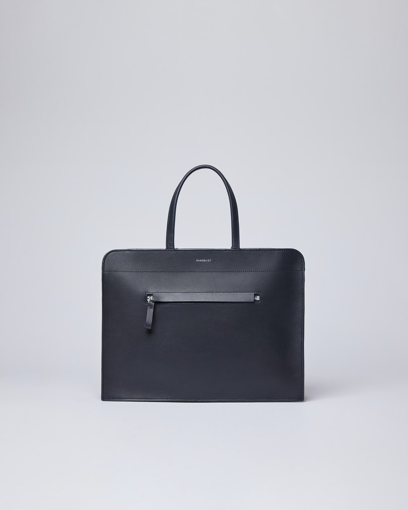 Sandqvist - Tote Bag - Navy - STINA