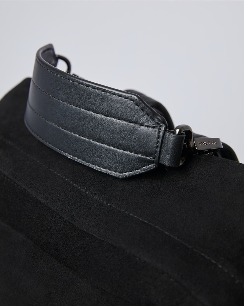 Sandqvist Bodil - Modern leather backpack 5