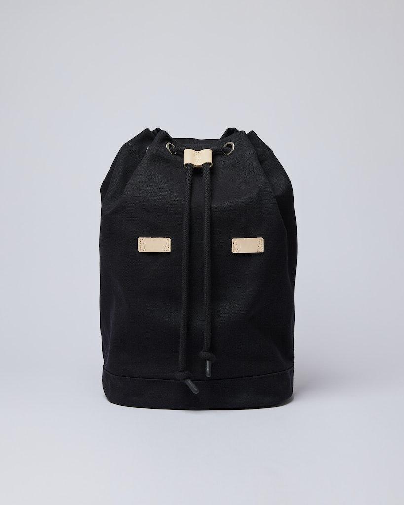 Sandqvist - Backpack - Black - STIG 4