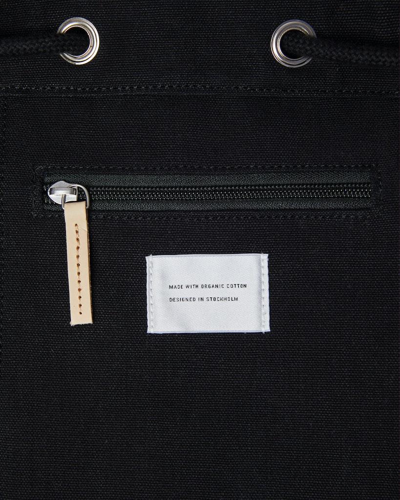 Sandqvist - Backpack - Black - STIG 3