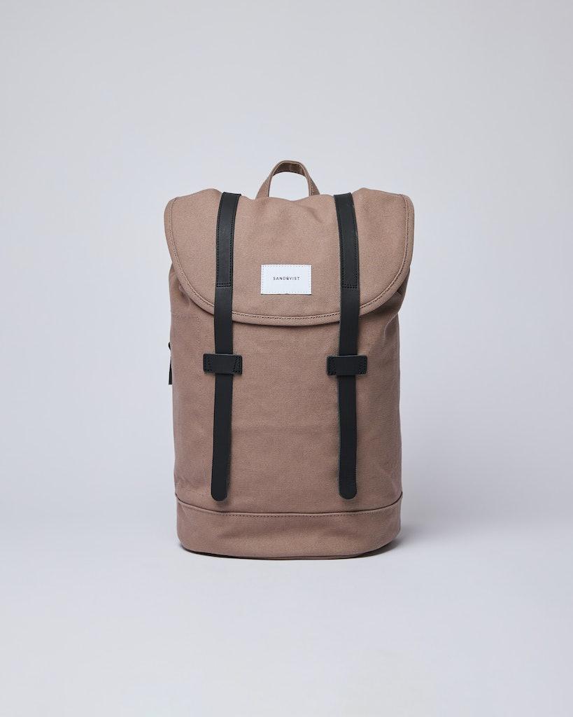 Sandqvist - Backpack - Brown - STIG