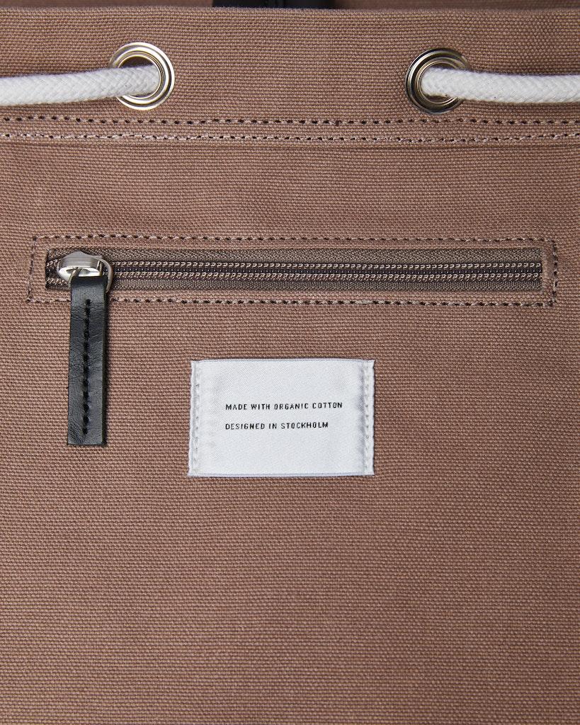 Sandqvist - Backpack - Brown - STIG 6