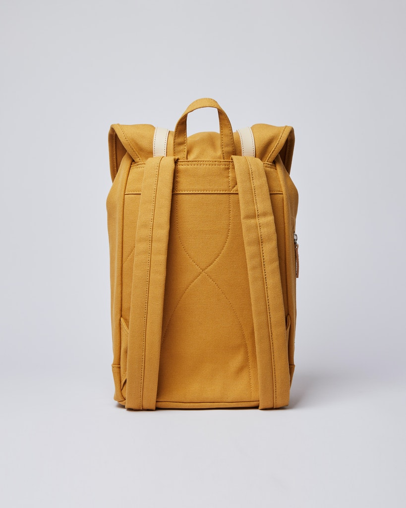 Sandqvist - Backpack - Yellow - STIG 3