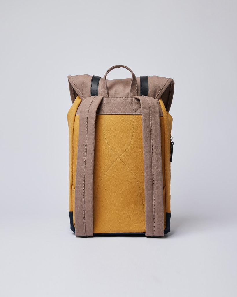 Sandqvist Stig - Classic durable canvas backpack 1