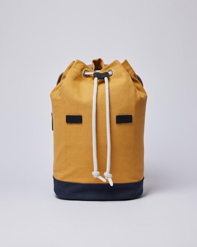 Sandqvist Stig - Classic durable canvas backpack 3