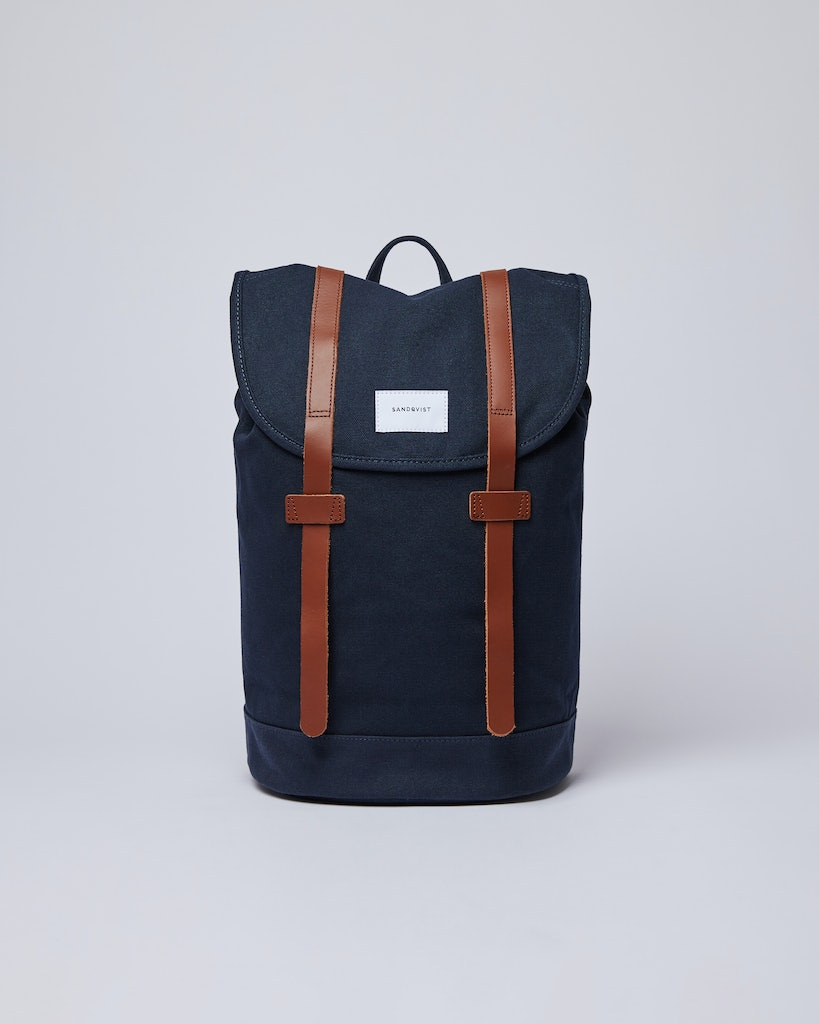 Sandqvist - Backpack - Navy - STIG