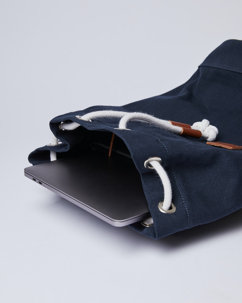 Sandqvist - Backpack - Navy - STIG 3