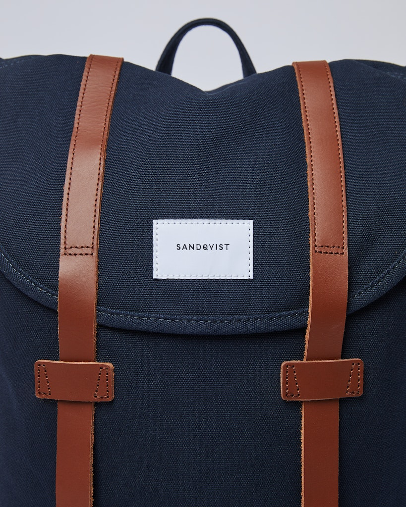 Sandqvist - Backpack - Navy - STIG 1