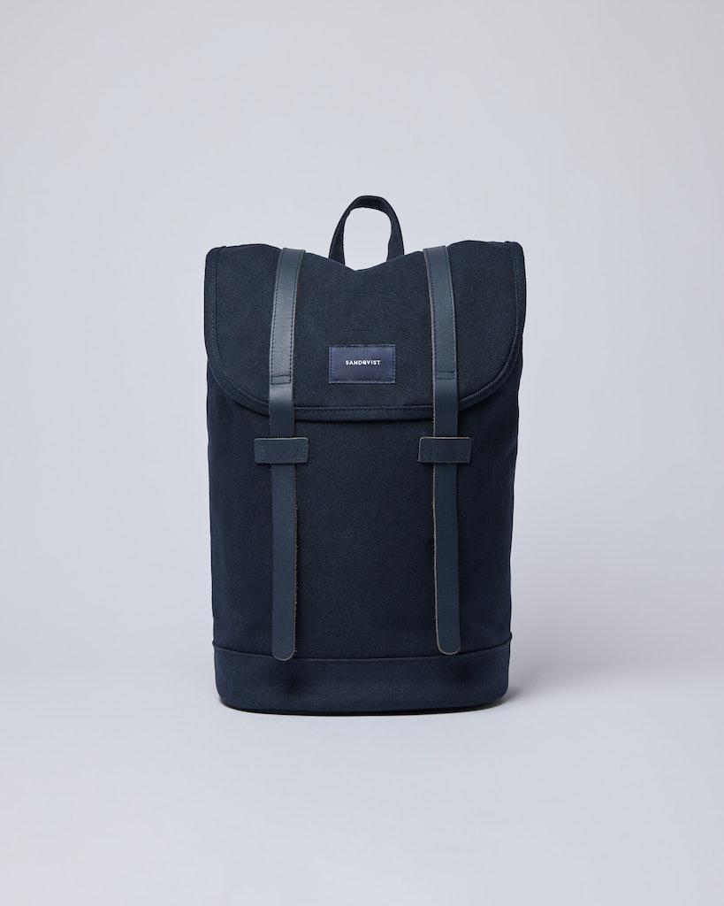 Sandqvist - Backpack - Navy - STIG