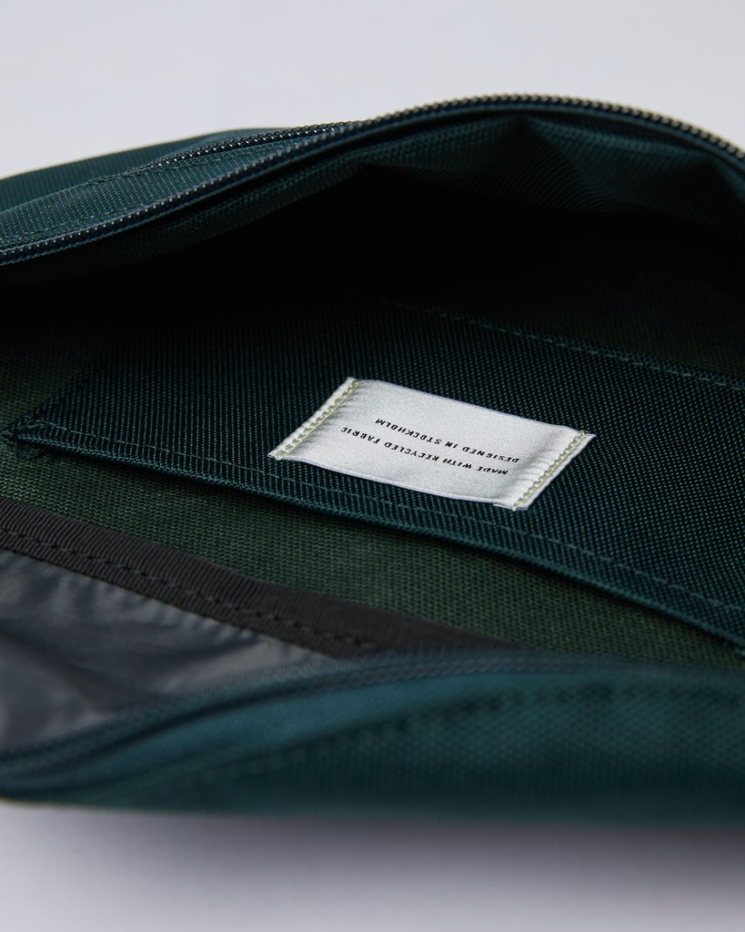 Sandqvist - Bum Bag - Green - ASTE 4
