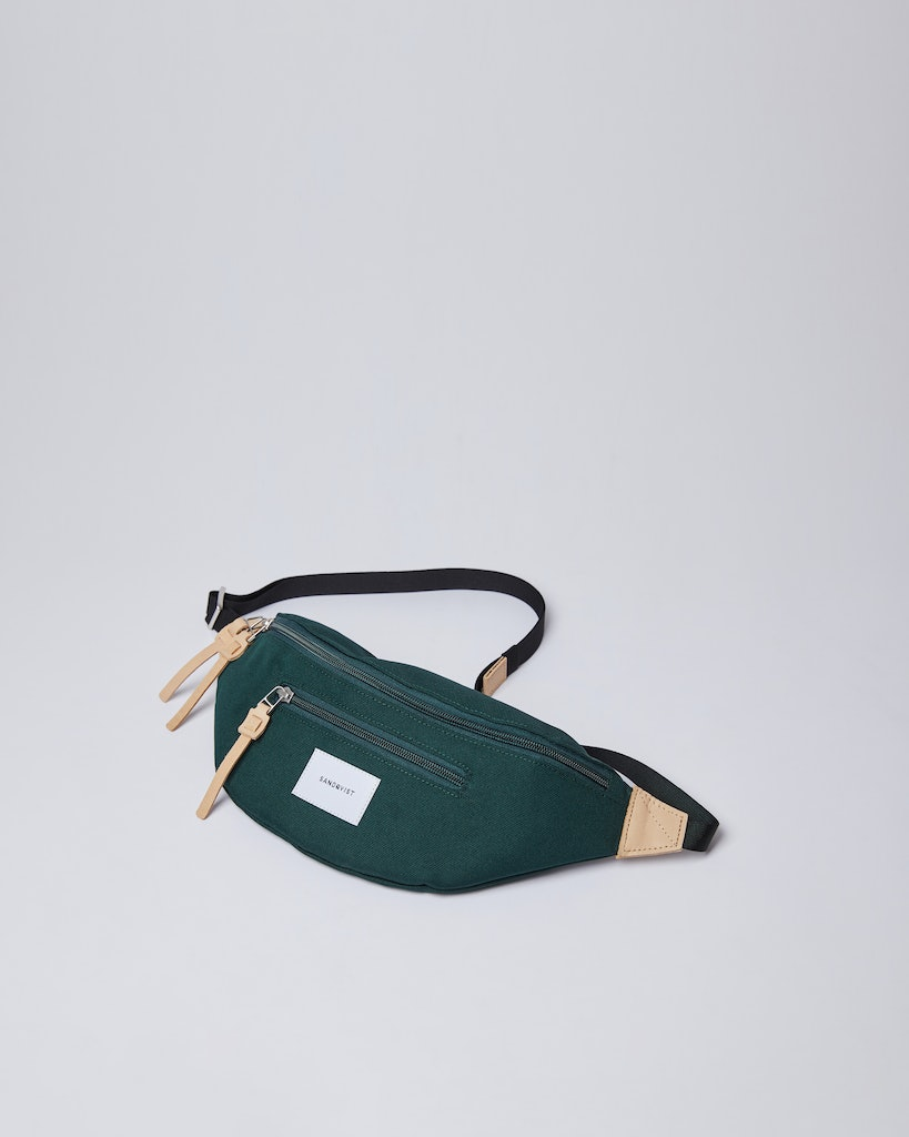 Sandqvist - Bum Bag - Green - ASTE
