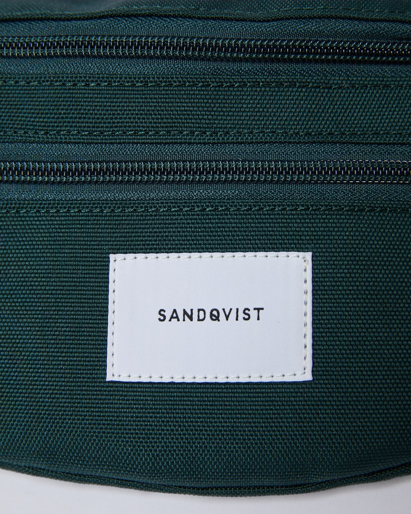 Sandqvist - Bum Bag - Green - ASTE 1