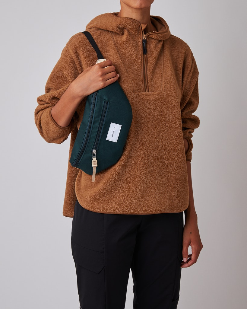 Sandqvist - Bum Bag - Green - ASTE 2