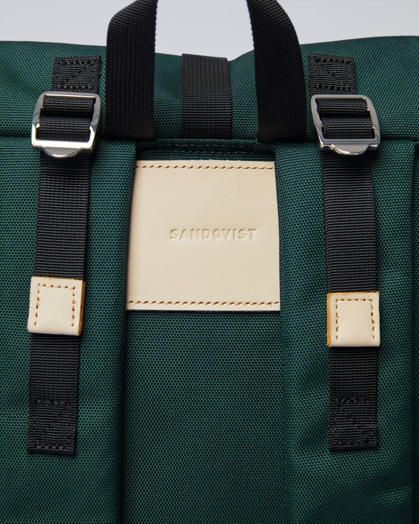 Sandqvist - Backpack - Green - BERNT 4