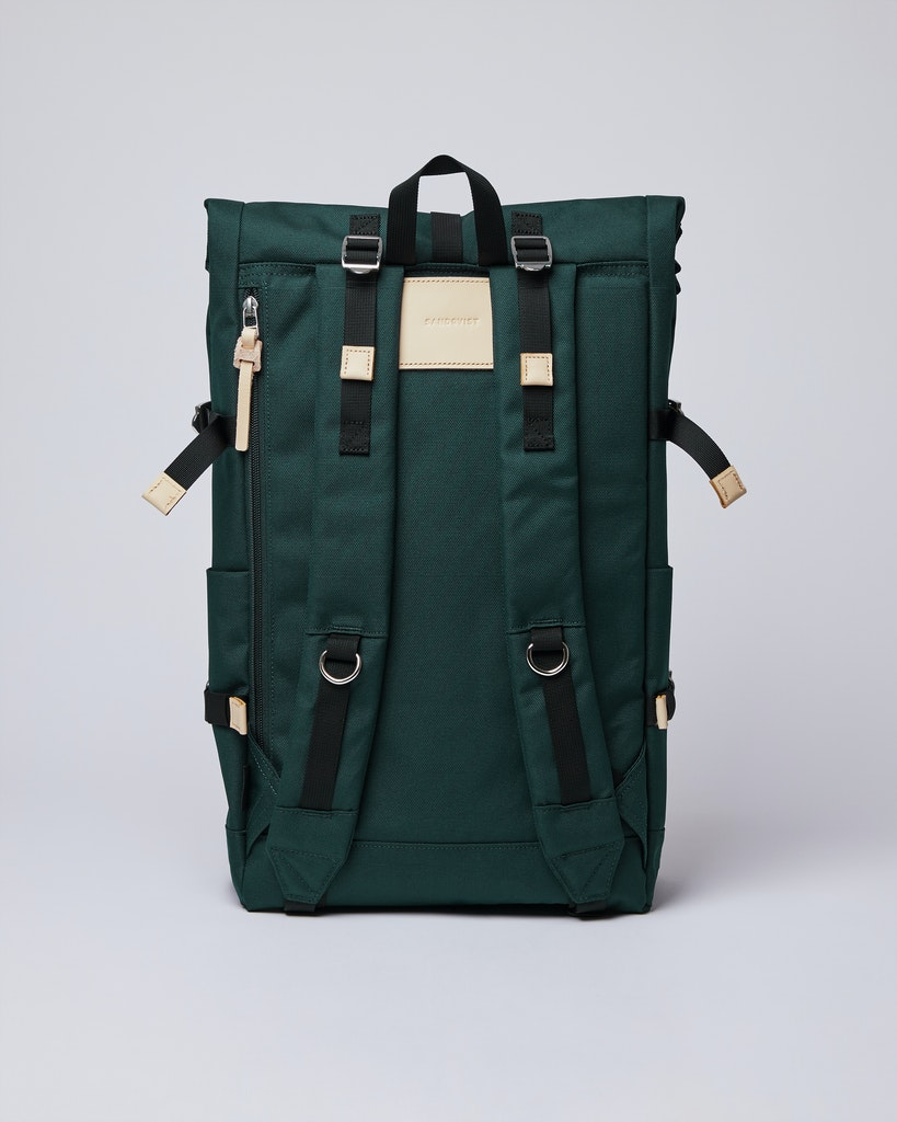 Sandqvist - Backpack - Green - BERNT 3