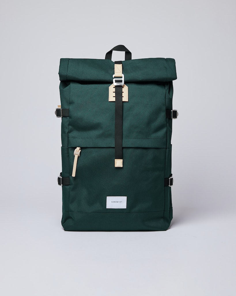 Sandqvist - Backpack - Green - BERNT