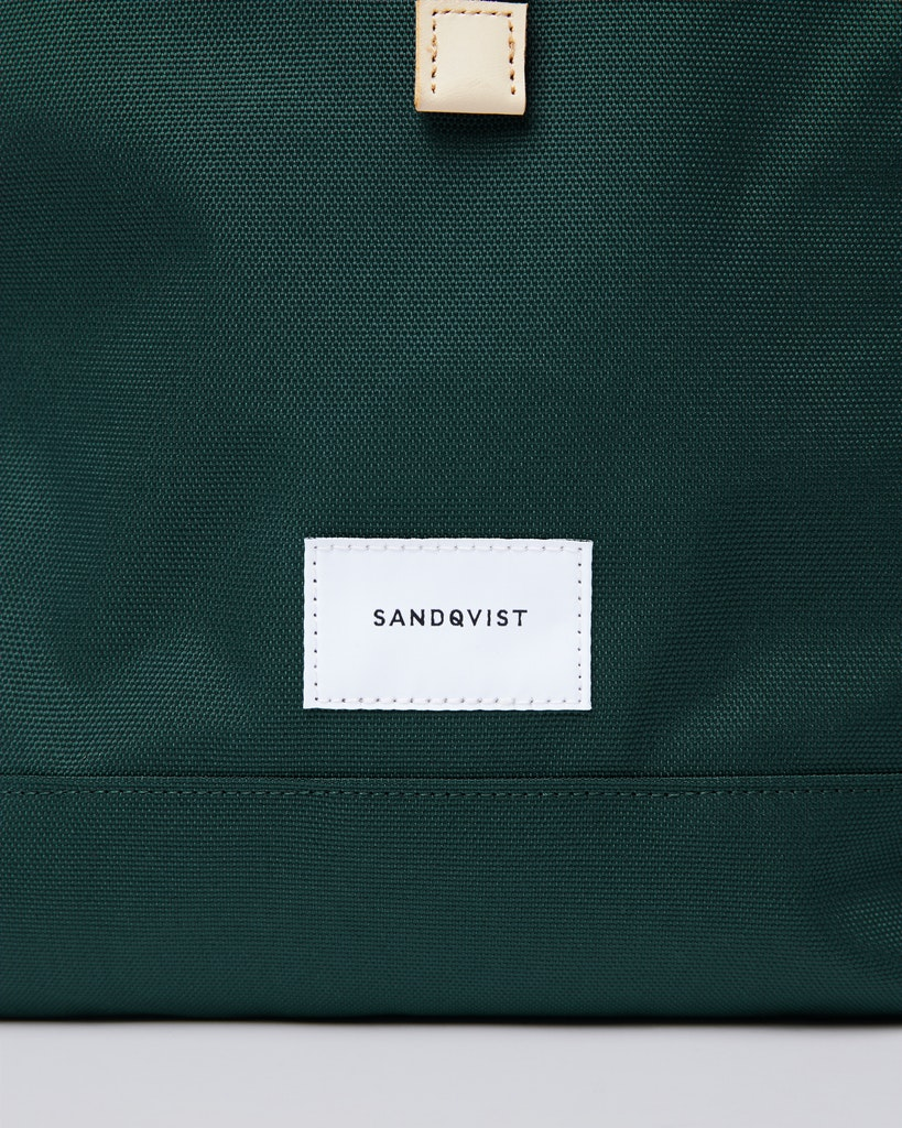 Sandqvist - Backpack - Green - BERNT 1