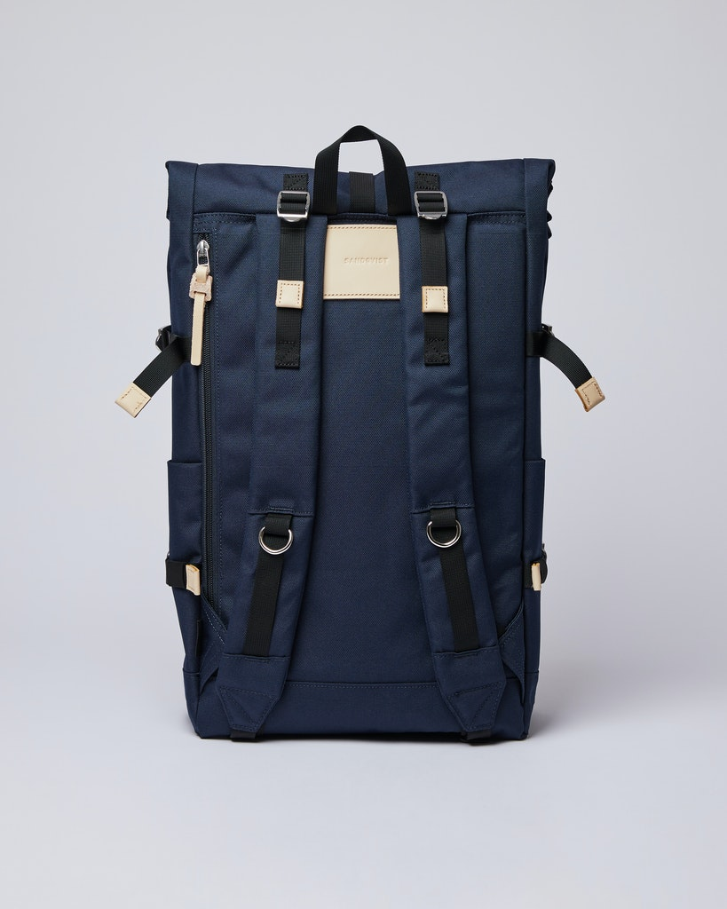 Sandqvist - Backpack - Navy - BERNT 3