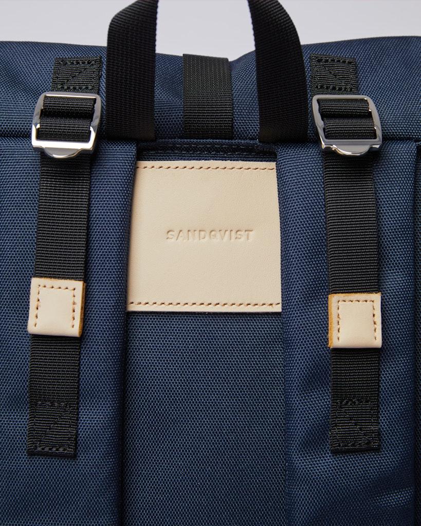 Sandqvist - Backpack - Navy - BERNT 5