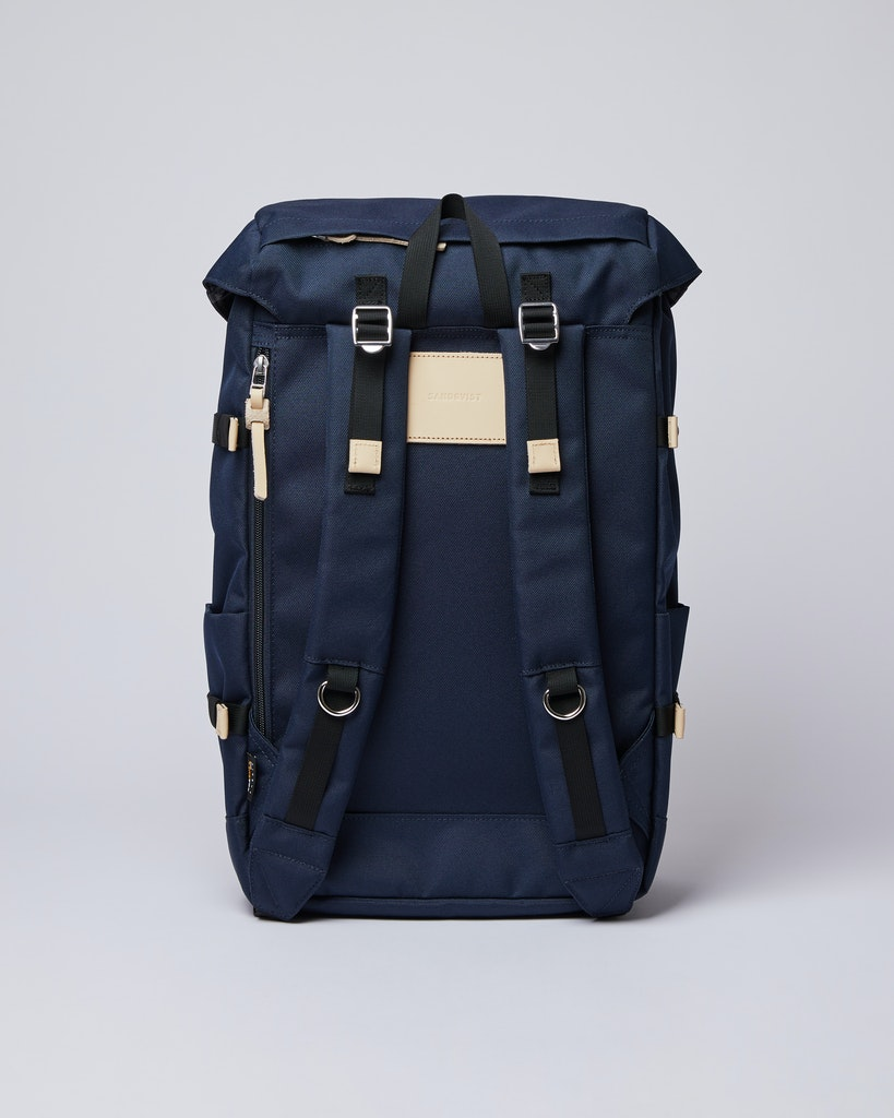 Sandqvist - Backpack - Navy - HARALD 3