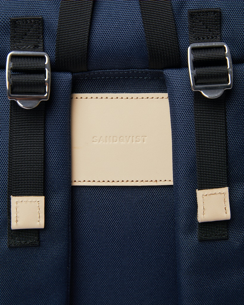 Sandqvist - Backpack - Navy - HARALD 4