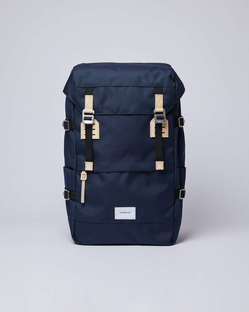 Sandqvist - Backpack - Navy - HARALD
