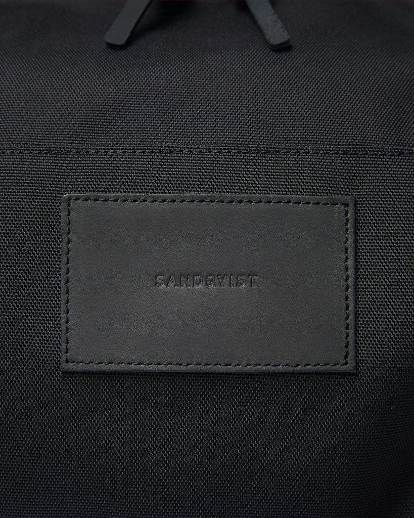 Sandqvist - Weekend Bag - Black - MILTON 4