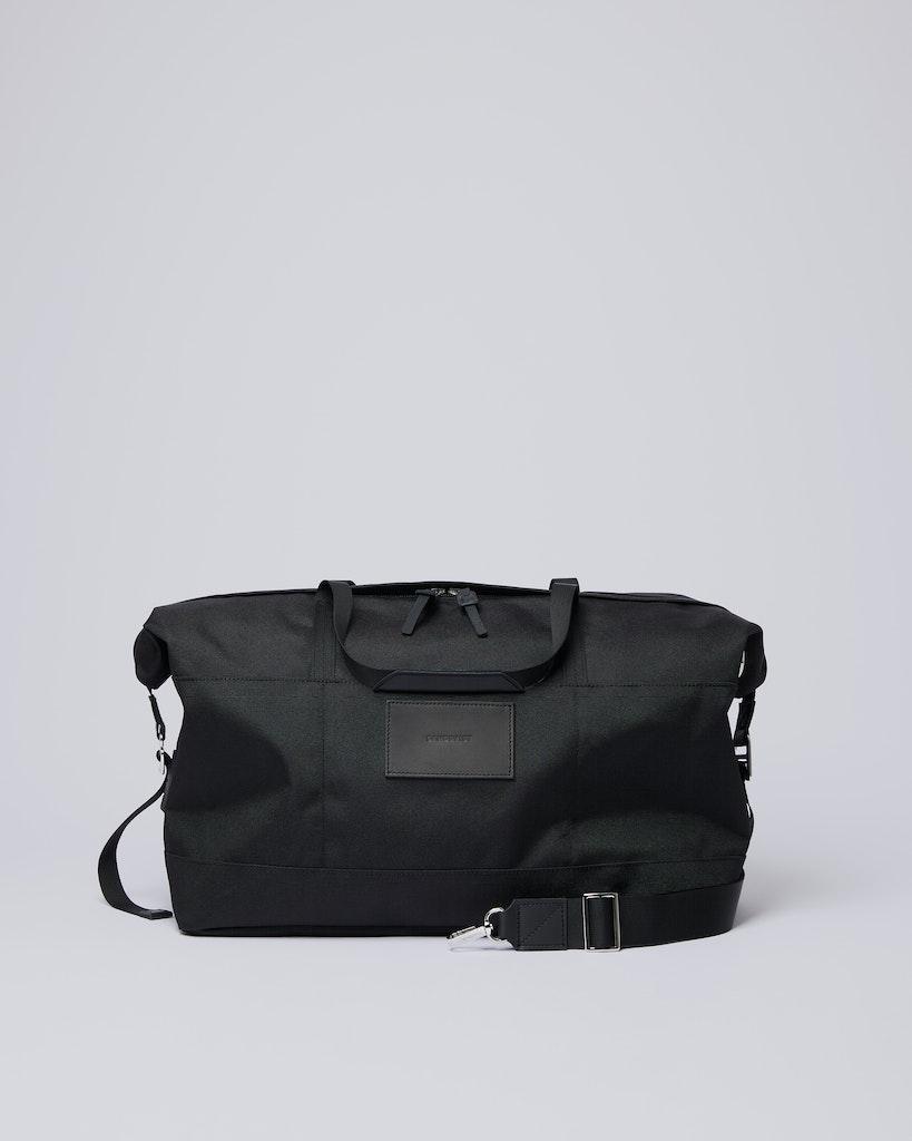 Sandqvist - Weekend Bag - Black - MILTON 2