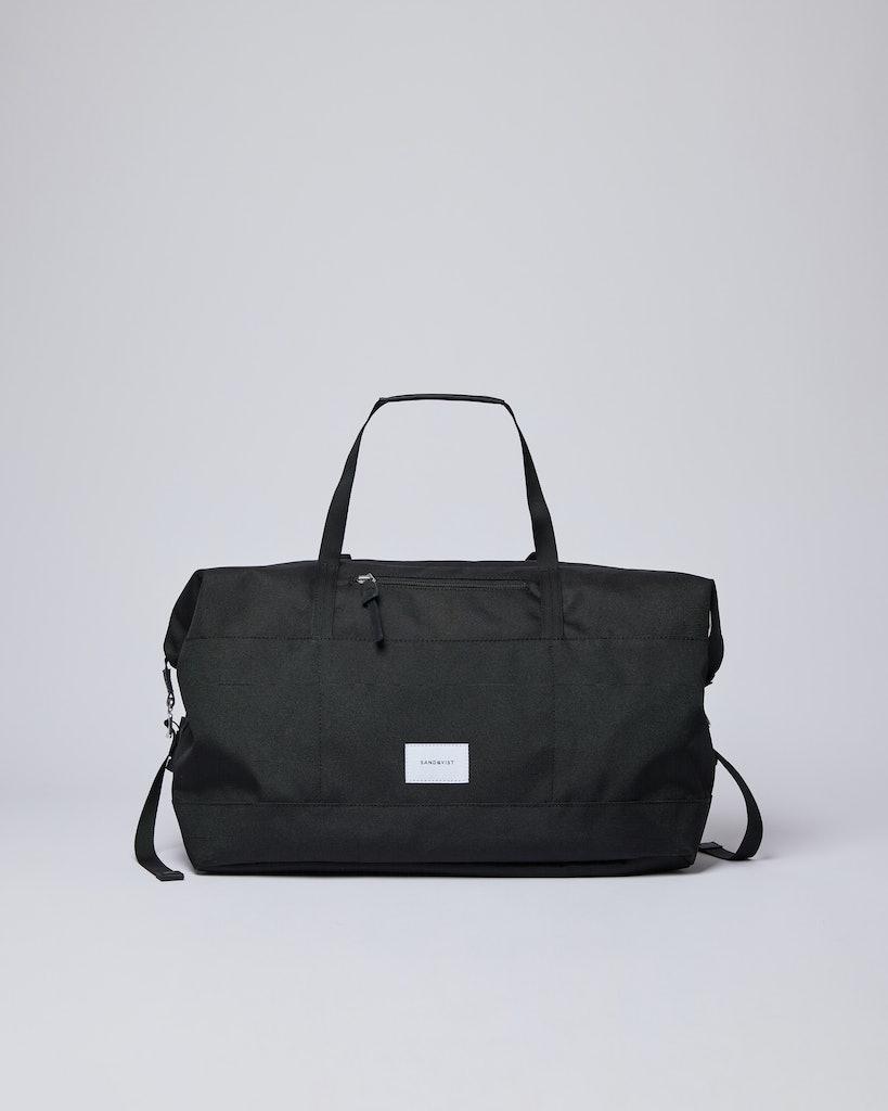 Sandqvist - Weekend Bag - Black - MILTON