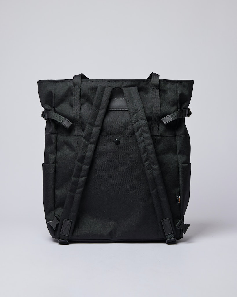 Sandqvist - Backpack - Black - ROGER 3