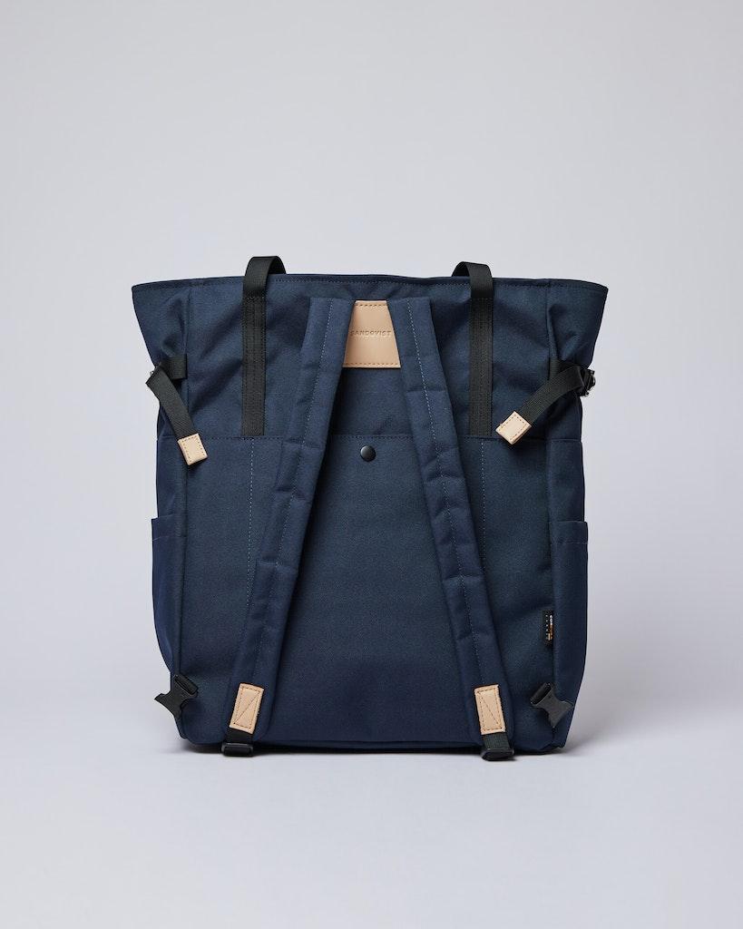 Sandqvist - Backpack - Navy - ROGER 3