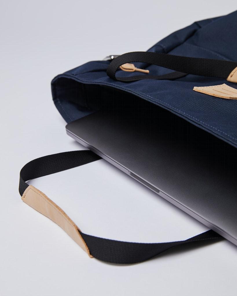 Sandqvist - Backpack - Navy - ROGER 5