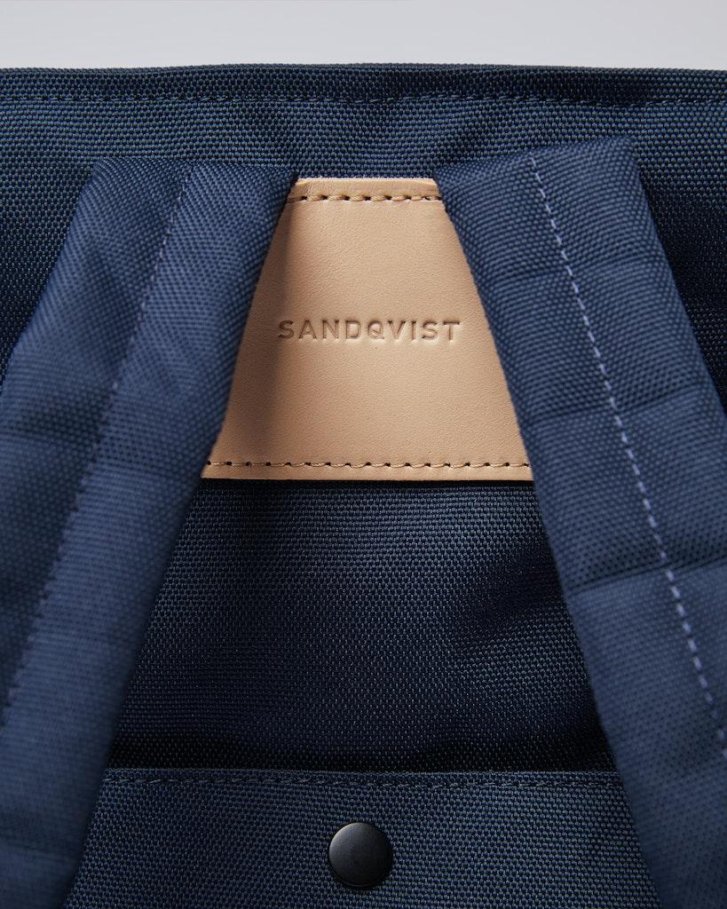 Sandqvist - Backpack - Navy - ROGER 4