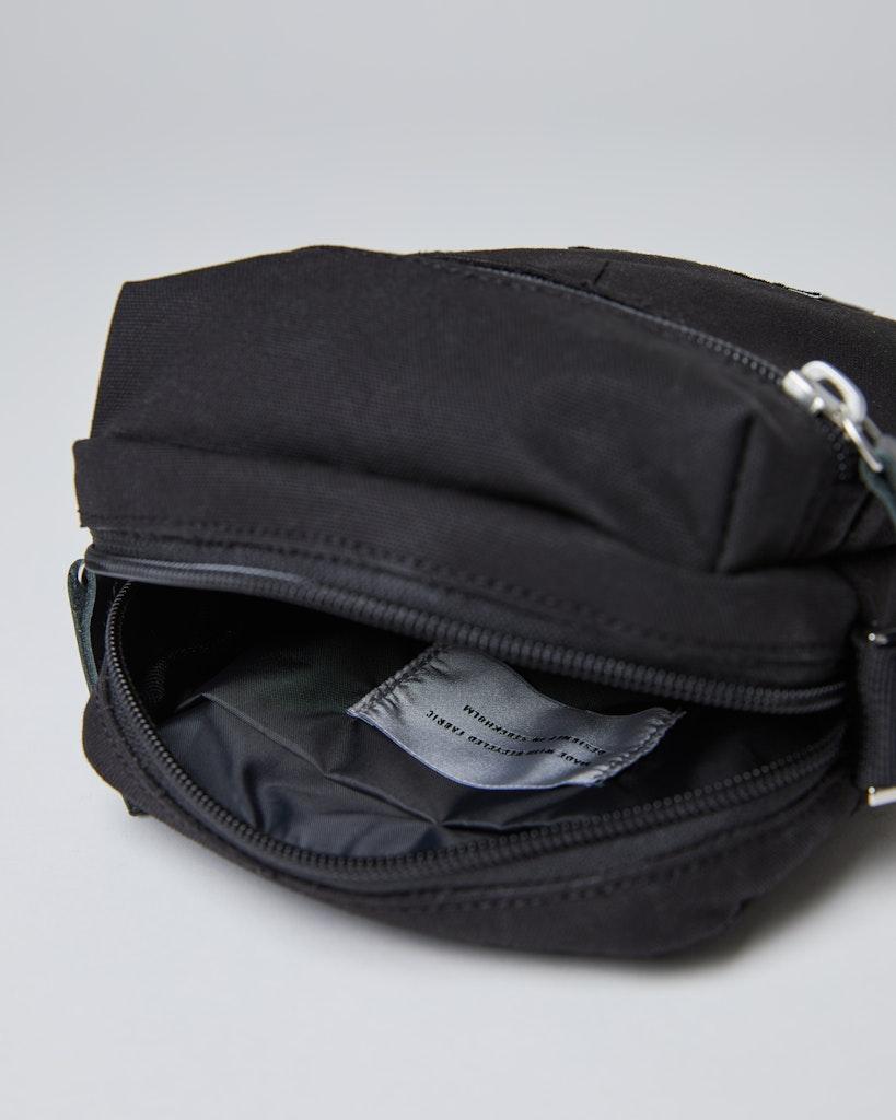 Sandqvist - Shoulder bag - Black  - SIXTEN 4