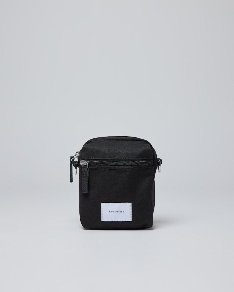 Sandqvist - Shoulder bag - Black  - SIXTEN