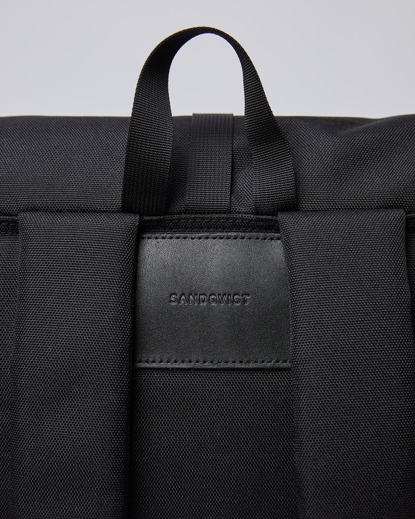 Sandqvist - Backpack - Black - ILON 4