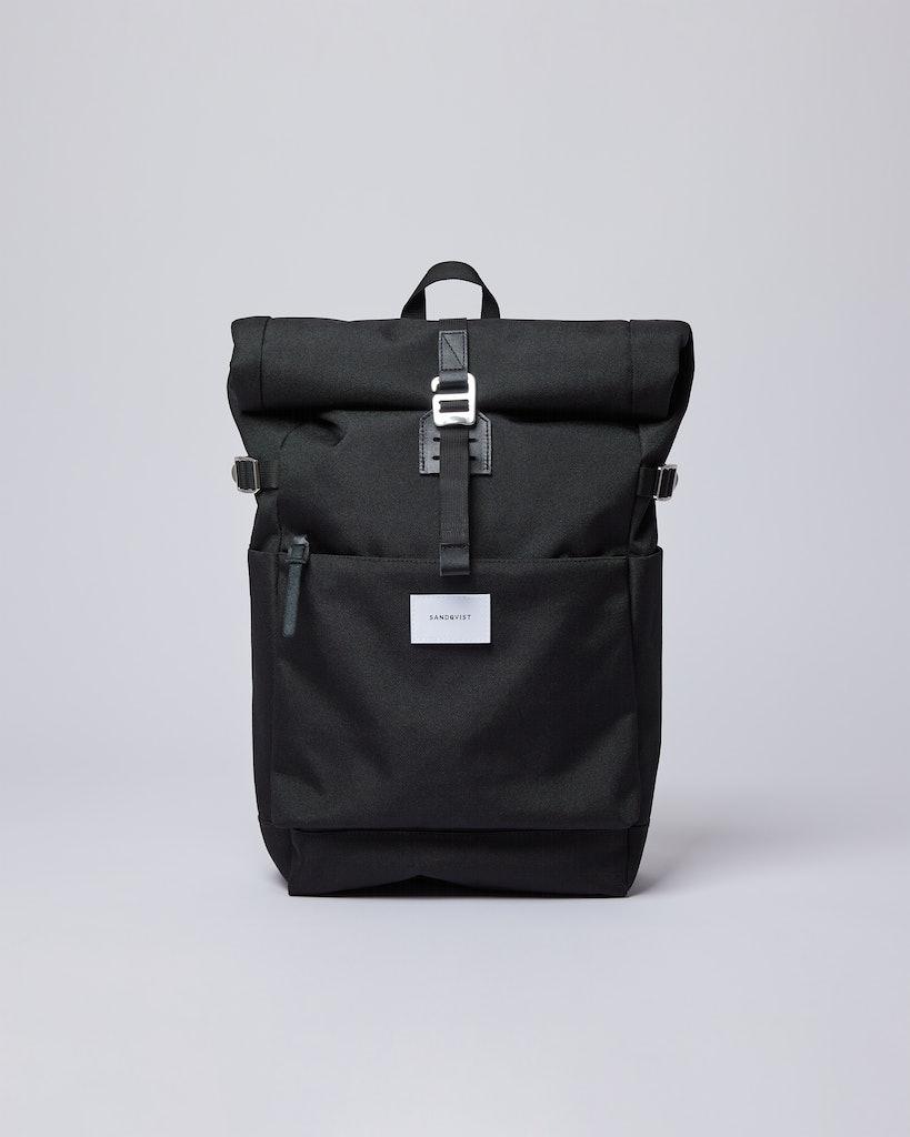 Sandqvist - Backpack - Black - ILON