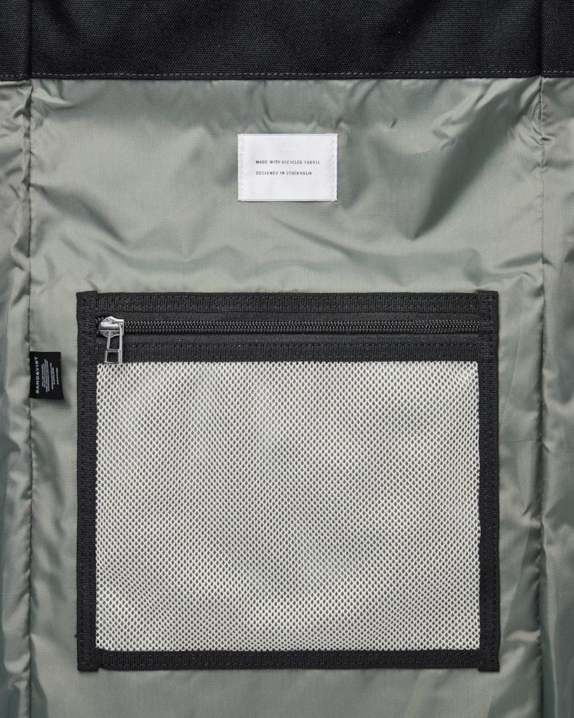 Sandqvist - Backpack - Black - ILON 6