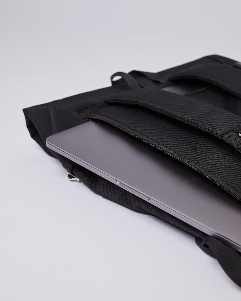 Sandqvist - Backpack - Black - ILON 5