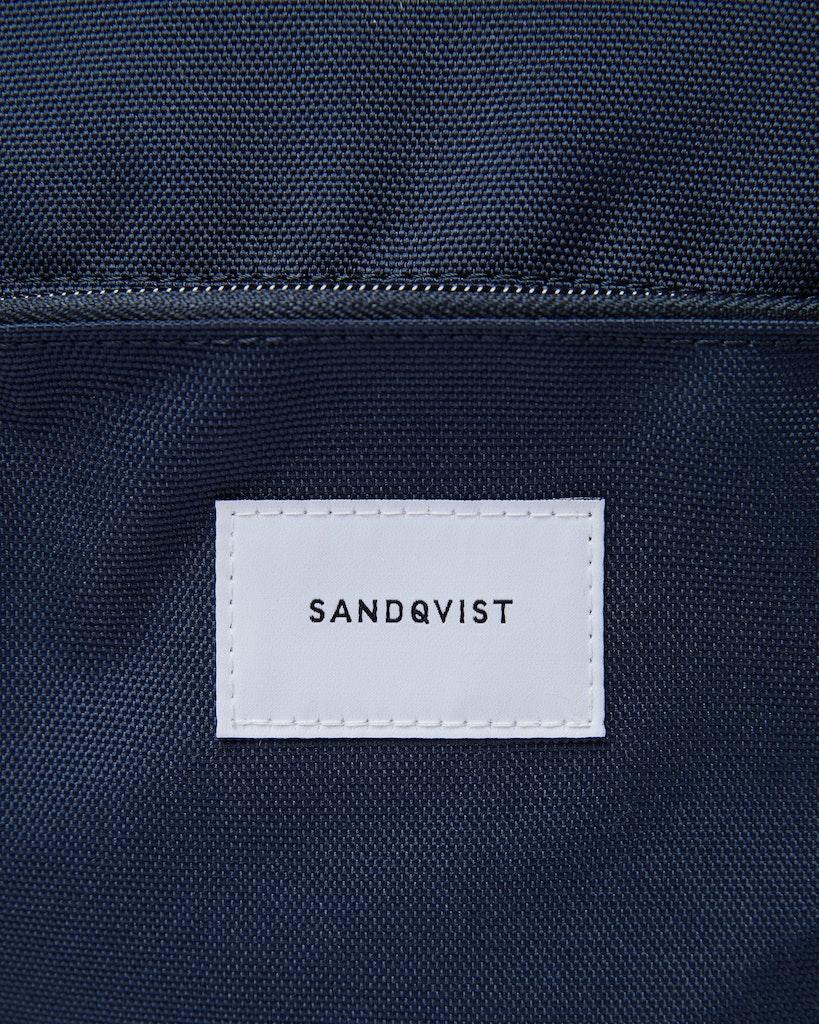 Sandqvist - Ryggsäck - Blå - ILON 1