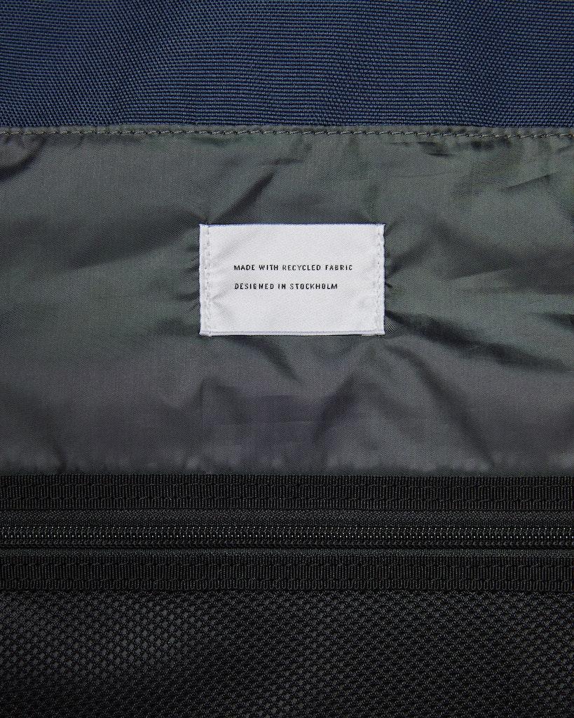 Sandqvist - Backpack - Blue - ILON 6
